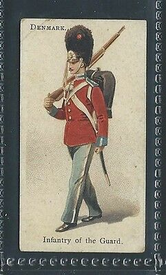 Bat British American Soldiers Of The World Leaf Back Denmark Infantry Of Guard
