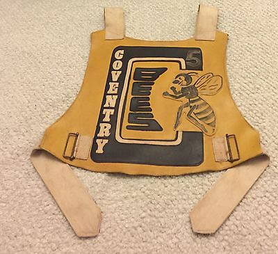 Coventry Bees speedway race jacket