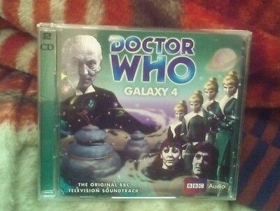 Doctor Who - Galaxy 4 Cd Audio Audio Book