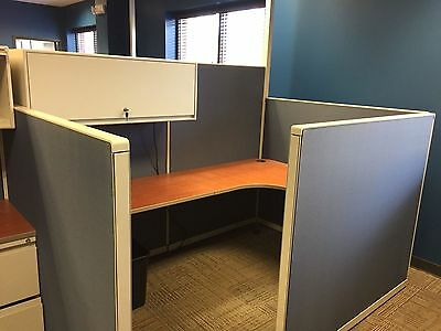 CUBICLE/PARTITION by STEELCASE 9000 5 ft x 7 1/2ft