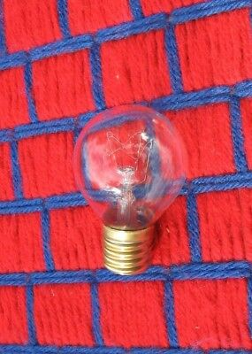 "130V LAVA LAMP light BULB 25 watt S type 25w Intermediate E17 base S11  14"" 20"""