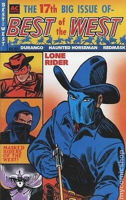 Best of the West (1998 AC Comics) #17 VF