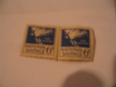 6d national savings stamp