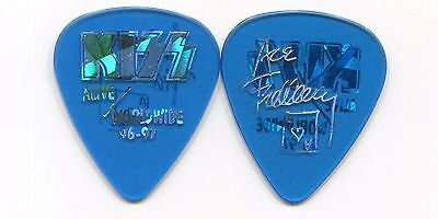 KISS 1996 Alive Tour Guitar Pick!!! ACE FREHLEY custom concert stage Pick