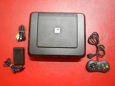 Neo Geo CD (Front Loading Type) Console JP GAME.