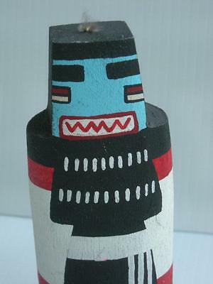 Xtra Large Vintage Hopi Indian Midnight Mother Highway Route 66 Kachina