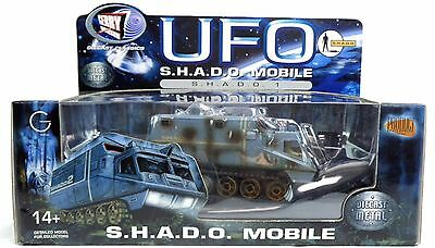 UFO TV Show - SHADO MOBILE 1 Die-Cast Vehicle - Product Enterprise  New in Box