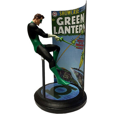 "GREEN LANTERN - 8.5"" Showcase #22 Premium Motion Statue (Factory Entertainment)"