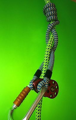 85cm MARLOW VIPER ROPE PRUSIK for ARBORIST TREE SURGEON CLIMBING.