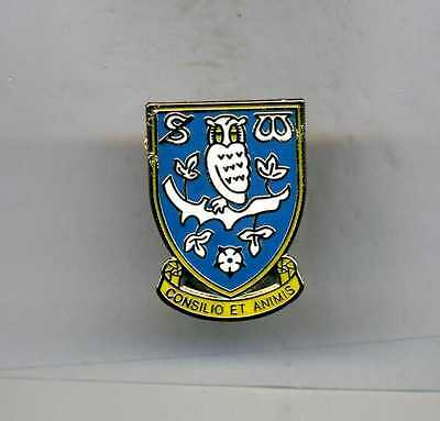 Sheffield Wednesday  Fc  Football Pin Badge