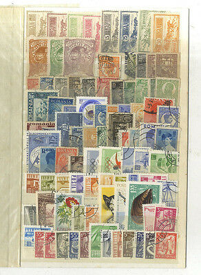 Lot 90  Timbres Roumanie