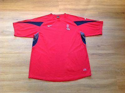 England Rugby. Player Issue. Short Sleeve Training T Shirt. Used. Louis Deacon.