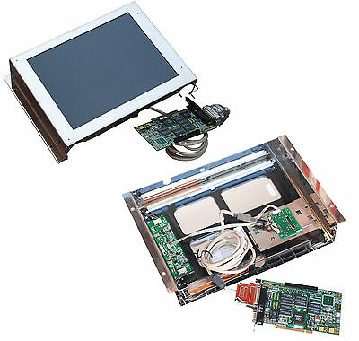 Perfect Pos Display Plasma ( Tft )Monitor Bright Clear For Longtimeuse & Grka