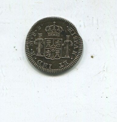 Mexico 1/2 real 1781