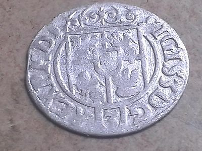Hammered Silver Coin