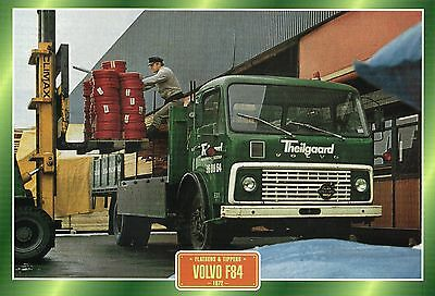Volvo F84                      Glossy   Picture (T240)