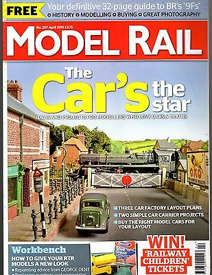 Model Rail Magazine April 2015 - The Car's the star issue