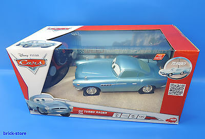 Disney Cars  /  1:24 / RC Turbo Racer Finn