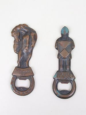 Vintage Bottle Openers. Okeefe And Black Horse Ale