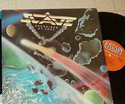 """Slave - Unchained At Last (Lp 12"""") Ascolta / Hear"""