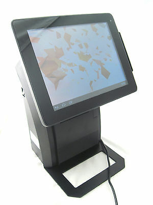 """POS ZQ-A1088 Android All in One 9.7"""" POS Terminal Built in Printer Touchscreen"""