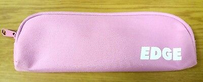 JOB LOT 10 x PINK ZIP PENCIL CASES FOR PARTY BAGS GIRLS