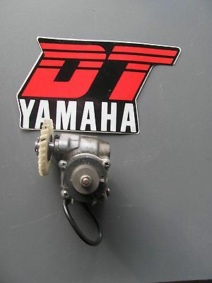 Yamaha Dt 50 Ty 80 Two Stroke Complete Oil Pump +++++ Plus Free Magazine