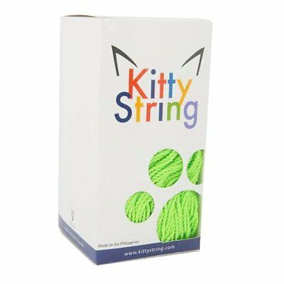 Kitty String Yo-Yo String 100 Pack - Normal - Neon Yellow