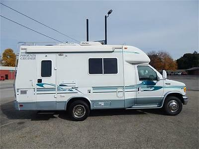 2003 PHOENIX CRUISER M-2350 Slide Out Onan Generator Ford V10 Gas Awning Perfect