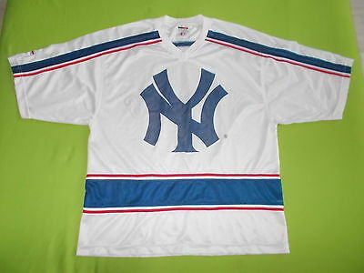 Jersey NEW YORK YANKEES (L) TWIN APPAREL VERY GOOD !!! MLB home