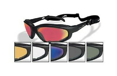 Wiley X WX-SG-1S Replacement Smoke Grey V-Cut Lens for SG-1 Goggles (LENS ONLY)