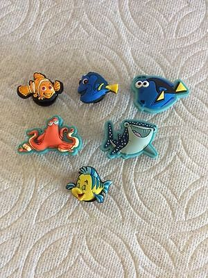 Finding Nemo Jibbitz Finding Dory Shoe Charms Fits Crocs Flounder Jibbitz