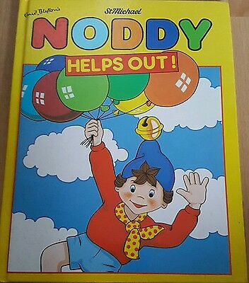 Noddy Annual 1981. Marks And Spencer. Vgc