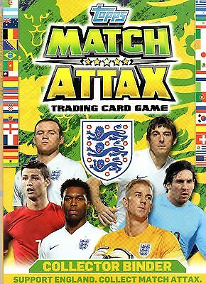 match attax. 2014 world cup album & 225 + cards  & 2 limited editions.