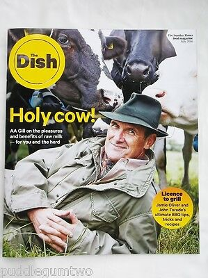 The DISH Jul 2016 Barbecue Special Raw Milk Meera SODHA Vegetarian Indian Dishes