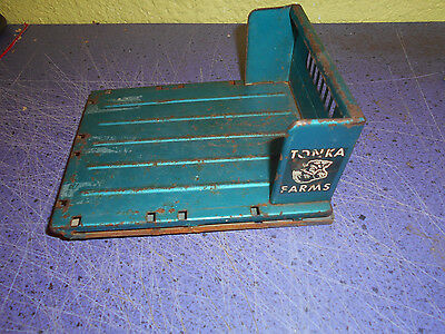 tonka ford farm truck bed 1958-59 for parts