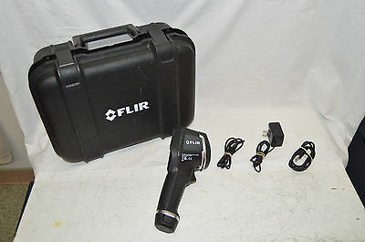 FLIR E4 Compact Thermal Imaging Camera with Hard Case Pre-owned
