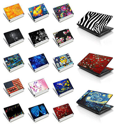 """Laptop Sticker Skin Cover Art Decal For 13"""" 14"""" 15"""" 15.6"""" SAMSUNG HP Thinkpad PC"""