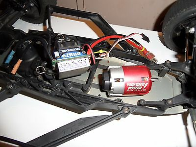 Losi Sct / Motor / Elec Speed Control / Charger /etc