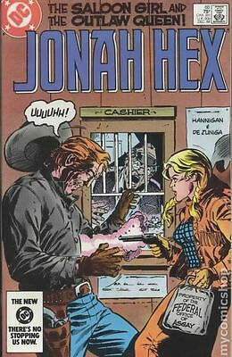 Jonah Hex (1977 1st Series) #88 VG 4.0 LOW GRADE