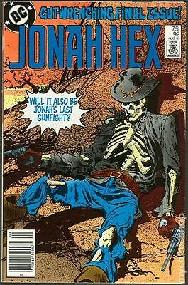 Jonah Hex (1977 1st Series) #92 FN- 5.5 LOW GRADE