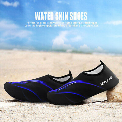 2017 Skin Shoes Water Shoes Aqua Summer Sport Socks Pool Beach Swim Slip On Surf