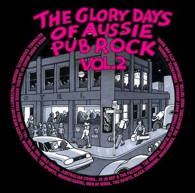 THE GLORY DAYS OF AUSSIE PUB ROCK Vol.2 - Various Artists 4CD *NEW* 2017