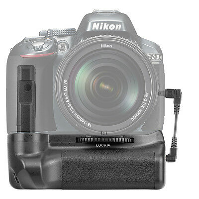 Neewer Pro Vertical Battery Grip for the NIKON D5100 D5200  DSLR