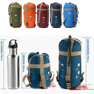 Envelope Outdoor Waterproof Portable Camping Lightweight Single Sleeping Bag