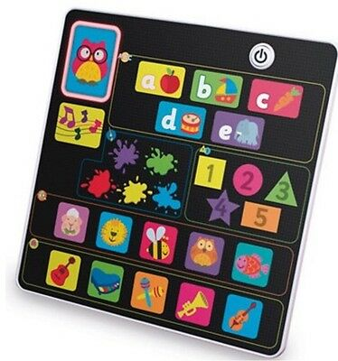 BNIB ELC Little Learning Pad Baby Fun Activity Learning Centre RRP $38.95