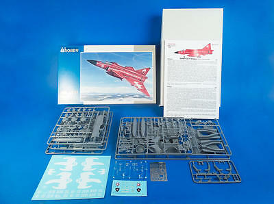 """SPECIAL HOBBY 48188 SAAB AJ-37 Viggen """"SHOW MUST GO ON"""" in 1:48"""