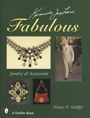 KJL Kenneth Jay Lane Costume Jewelry Large Collector Reference w 700 Color Pics