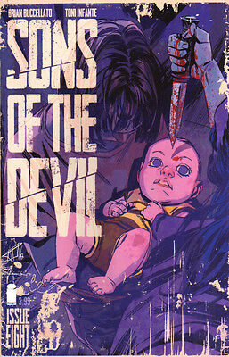 SONS OF THE DEVIL (2015) #8 New Bagged