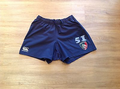 Leicester Tigers. Player Issue. Shorts. Used.